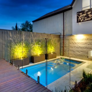 The location of your backyard pool is crucial
