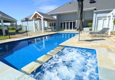 Compass Pools Australia Spas and Waders Installation 14