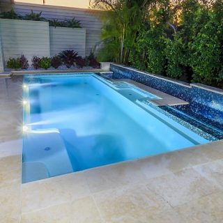 Smart Self Cleaning Pools Vogue swimming pool