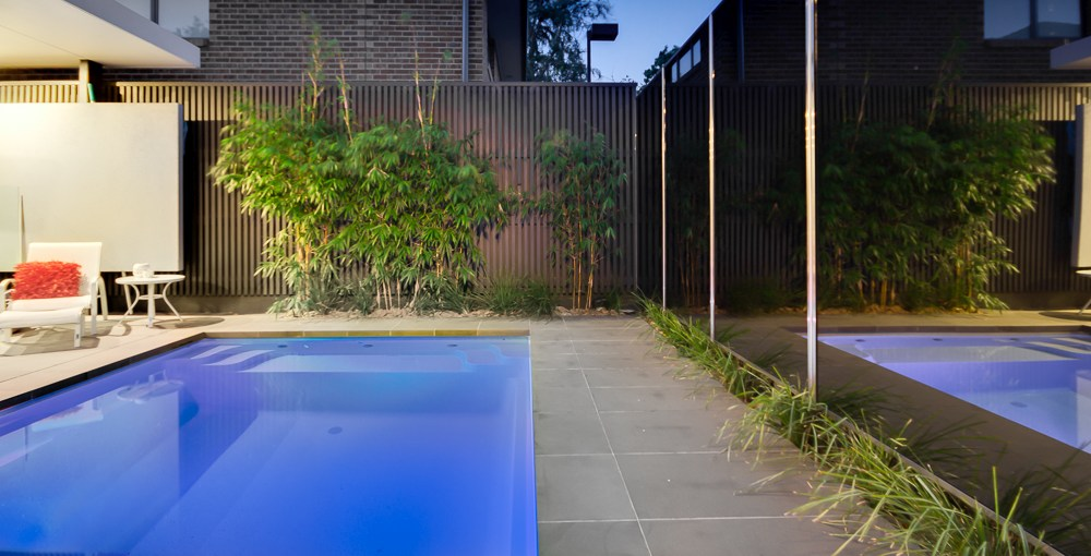 Compass plunge pools - the ideal small pools