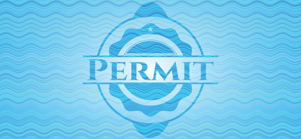 Swimming pool builder navigatin through the pool permit process