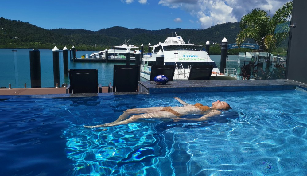 Add a swimming pool to your Airlie Beach hotel
