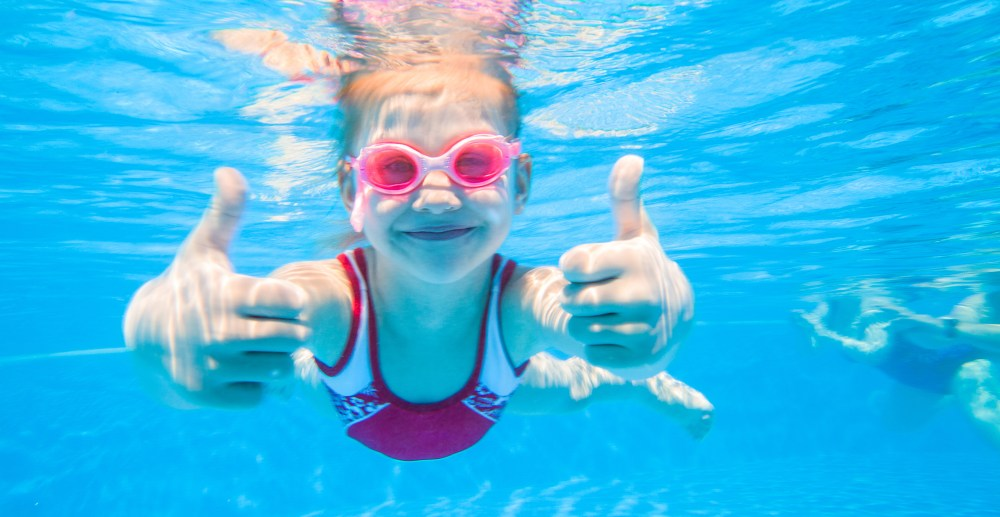 Own swimming pool in Airlie Beach for fitness and fun